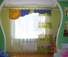 Целостное решение интерьера в спальне Вашего ребенка.