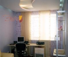 В детской комнате шторы должны сочетать в себе яркость красок и узоров для развития воображения и умиротворяющие тона для здорового сна.